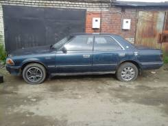Toyota Crown. GS131, 1GFE