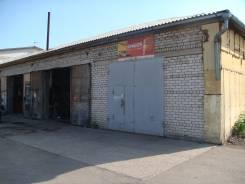 Продам здание гаражных боксов. Улица Краснознаменная 182Г, р-н МЖК..напротив ледовой арены, 395 кв.м.