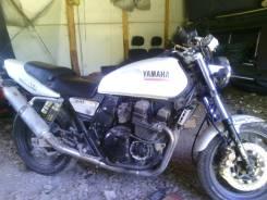Yamaha XJR 400. 400 куб. см., птс, с пробегом