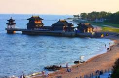 Бэйдайхэ. Пляжный отдых. Отдых в Китае- без проблем и дешевле