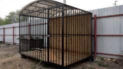 Вольер металлический, клетка для собаки, животных. Под заказ
