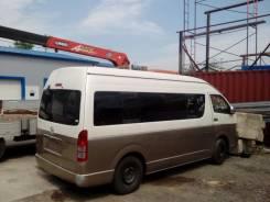 Toyota Hiace. TRH229 221, 2TR