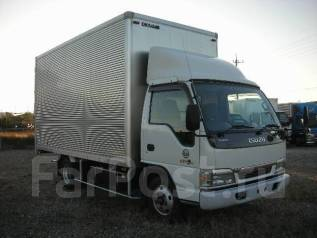 Isuzu Elf. , будка, 2WD. Двигатель 4HJ1. Поставляем на заказ из Японии., 5 000 куб. см., 3 000 кг. Под заказ