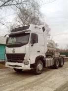Howo A7. Продам Седельный тягач , 420 лс, 6х4,, 12 000 куб. см., 60 000 кг.