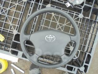 Руль. Toyota Hilux Surf, TRN215 Двигатель 2TRFE