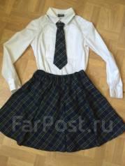 Рубашки школьные. Рост: 146-152 см