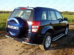 Порог пластиковый. Suzuki Grand Vitara