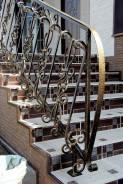 Перила кованные, леера, балконы, металлические. Под заказ