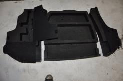Обшивка багажника пол RL на Subaru Forester. Subaru Forester, SG5 Двигатель EJ205