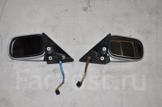 Зеркало заднего вида боковое. Subaru Forester, SG5 Двигатель EJ205