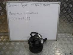Мотор печки. Renault Duster Renault Logan Двигатели: K9K, F4R, K4M, D4D, K7M, D4F, K7J