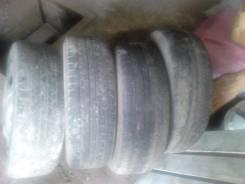 Bridgestone B650AQ. Летние, износ: 80%, 4 шт