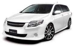 Обвес кузова аэродинамический. Toyota Corolla Fielder, NZE141G, ZRE144G, ZRE144, ZRE142G, ZRE142, NZE141, NZE144G, NZE144