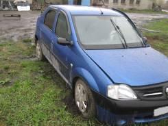 Сирена сигнализации (штатной) Renault Logan