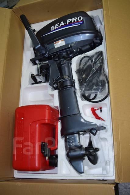 Sea-Pro Т 8S Лодочный мотор Сеа Про (Сиа Про) мощностью 8 лс