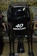 Mercury. 40,00л.с., 2х тактный, бензин, нога S (381 мм), Год: 2015 год
