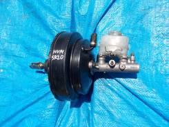 Цилиндр главный тормозной. Nissan Bluebird, HU14 Двигатель SR20DE