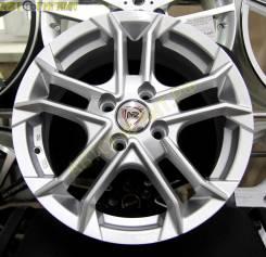 NZ Wheels SH655. 6.0x15, 4x100.00, ET36, ЦО 60,1мм.