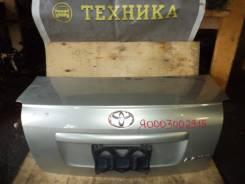 Крышка багажника. Toyota Avensis, AZT255, AZT250, AZT251