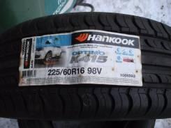 Hankook Optimo K415. Летние, без износа, 1 шт