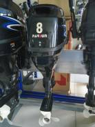 Parsun. 8,00л.с., 4х тактный, бензин, нога S (381 мм), Год: 2014 год