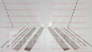 Накладка на стойку. Toyota Land Cruiser Prado, TRJ12, GDJ150W, GDJ151W, TRJ150, KDJ150L, GRJ150W, GRJ151W, TRJ150W, GDJ150L, GRJ151, GRJ150, GRJ150L