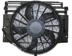 Вентилятор радиатора кондиционера. BMW X5, E53