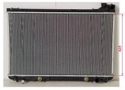 Радиатор охлаждения двигателя. Toyota Progres, JCG11, JCG15 Toyota Brevis, JCG11, JCG10, JCG15 Двигатели: 2JZFSE, 1JZFSE