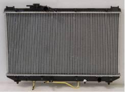Радиатор охлаждения двигателя. Toyota Vista, SV30, VZV33, VZV32, CV30, VZV31, VZV30, SV35, SV32, SV33 Toyota Camry, VZV33, MCV30L, VZV32, SV30, MCV31...