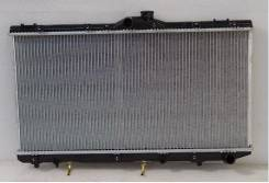 Радиатор охлаждения двигателя. Toyota Sprinter, CE100, EE104G, CE110, CE104, AE109, EE108G, CE102, CE108, CE106, AE101, EE104, CE108G, EE106, EE108, C...