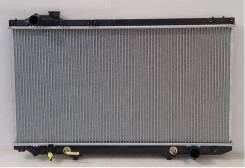 Радиатор охлаждения двигателя. Toyota Aristo, JZS147E, JZS147, UZS143, UZS143E Toyota Crown Majesta, LS141, JZS141, UZS147, UZS145, JZS143, UZS143, GS...