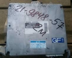 Блок управления двс. Toyota Vitz, SCP13 Двигатель 2SZFE