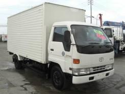 Toyota Dyna. фургон, рама BU105, двигатель 3B, под птс., 3 400 куб. см., 2 000 кг. Под заказ