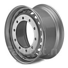 "Диск колесный R22.5*11.75 Wheel Power прицеп (диск торм). 11.5x22.5"""