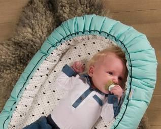 Кокон гнездышко (babynest) гнездо для новорожденного