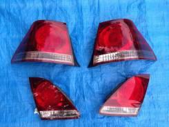 Стоп-сигнал. Toyota Crown, GRS180, GRS181, GRS184 Toyota Crown Majesta, GRS181, GRS180, GRS184 Двигатели: 4GRFSE, 2GRFSE