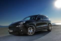 Обвес кузова аэродинамический. Porsche Cayenne, 958, 92A, 92A958. Под заказ