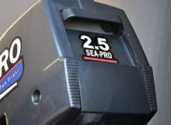 Sea-Pro. 2,50л.с., 2х тактный, бензин, нога S (381 мм), Год: 2016 год