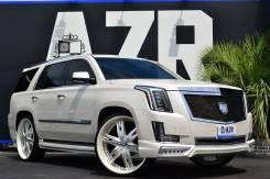 Обвес кузова аэродинамический. Cadillac Escalade. Под заказ