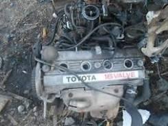 Двигатель в сборе. Toyota Carina, AT170, AT170G Двигатель 5AF