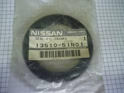Сальник. Nissan Safari, WRGY61, WRGY60, VRGY61, WRY60 Nissan Civilian, RYW40, BHW41, RGW40, BJW41 Двигатель TD42T
