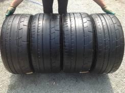 Bridgestone Potenza RE070R. Летние, износ: 20%, 4 шт