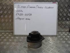 Мотор печки. Nissan Almera Classic Nissan Almera Двигатель QG16