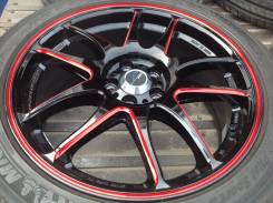 Work Emotion CR Kiwami. 7.0x17, 5x100.00, ET47