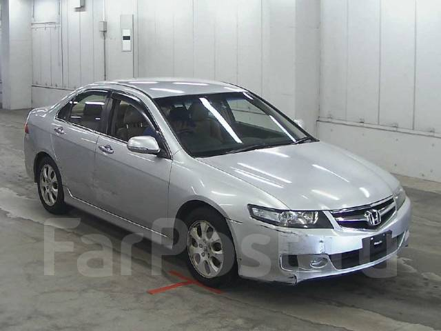 Блок abs. Honda Accord, CL8 Двигатель K20A