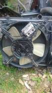 Вентилятор охлаждения радиатора. Mitsubishi Legnum, EC5W Двигатели: 6A13, 6A13TT