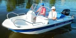 Wyatboat. 2018 год год, длина 4,25м., двигатель без двигателя, 60,00л.с., бензин. Под заказ