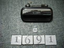 Ручка двери внешняя. Toyota 4Runner, RN121, LN106, VZN131, LN135, RN106, LN205, VZN120, LN107, LN130, YN135, YN106, VZN130, RN120, RN130, KZN205, RN13...