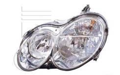 Фара. Mercedes-Benz CLK-Class, C209, A209 Двигатели: M, 272, E30, OM, 612, DE, 27, LA, 273, E55, E35, 646, 22, 271, E18, ML, 642, 30. Под заказ