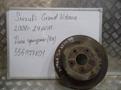 Suzuki Grand Vitara Сузуки Гранд Витара 2.4 АКПП 2008 Диск тормозной